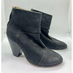 RAG & BONE Newbury Boots Black READ